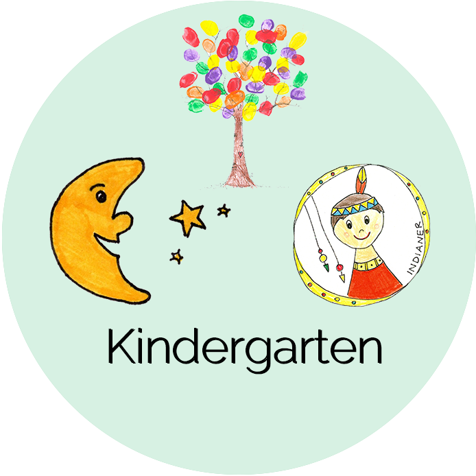 Button Kindergarten