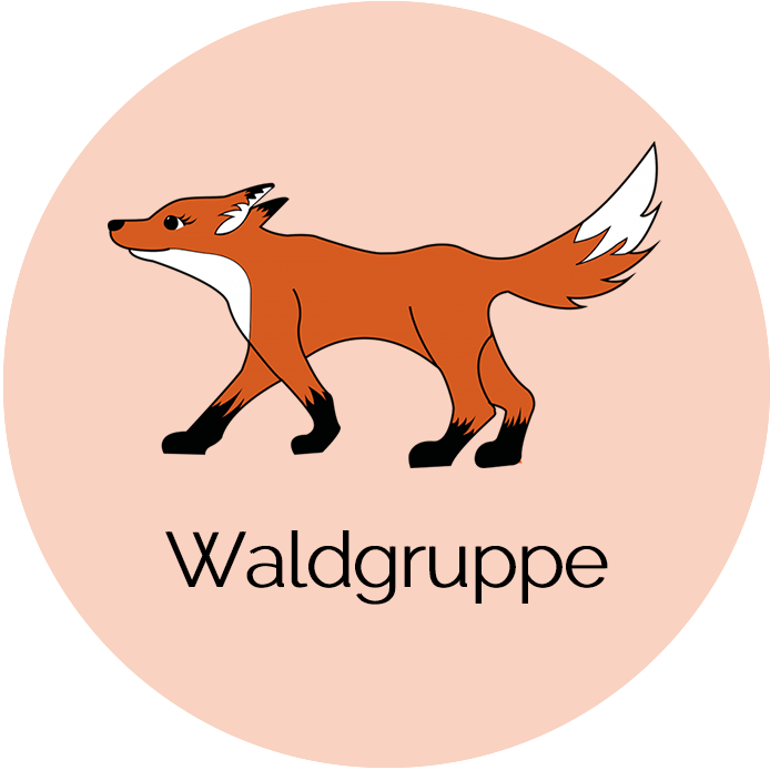 Button Waldgruppe